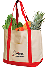 Get Your Free Stop Diabetes® Tote Bag!