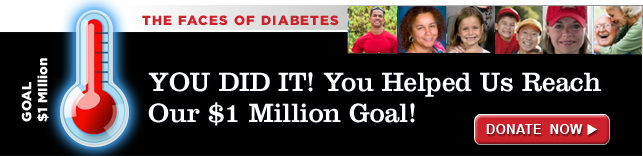 We can stop Diabetes.