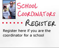 School Coordinators Register Here